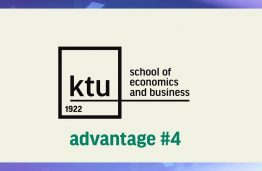 KTU School of Economics and Business & AACSB