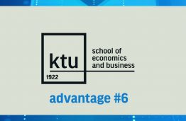 KTU School of Economics and Business &CFA