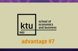 KTU School of Economics and Business & GTIME