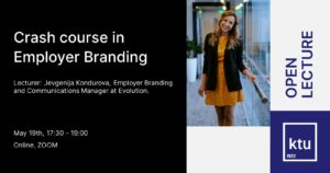 Guest lecture: Crash course in Employer Branding
